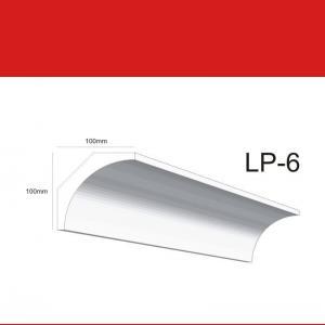 Deckenleiste Stuck LP6 - 10 cm