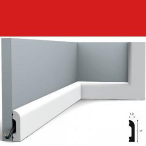 Fussleiste 5 x 1,3 cm SX182 Flexible  Orac Decor