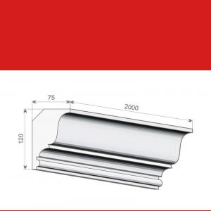 Styropor Deckenleiste FE9 - 12 cm