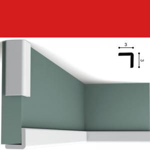 Wanddeko Wohnzimmer CX134 Orac Decor