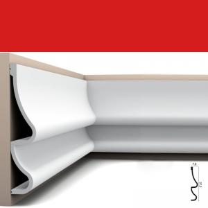 Wandleiste 37,2 x 7,6 cm P3071 Orac Decor