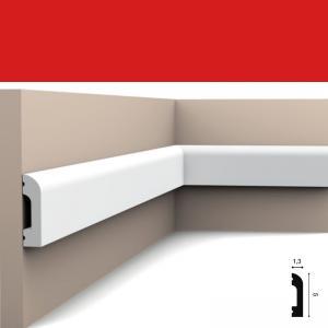 Wandleiste 5 x 1,3 cm SX182 Orac Decor