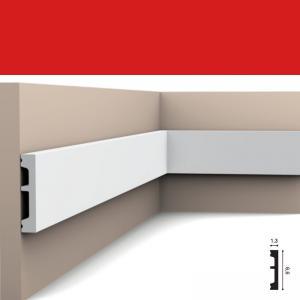 Wandleiste 6,6 x 1,3 cm SX157 Orac Decor